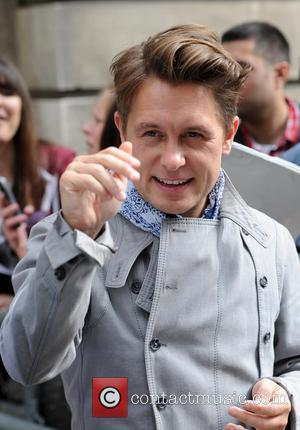 Mark Owen - Mark Owen at the BBC Radio 2 studios - London, United Kingdom - Friday 7th June 2013