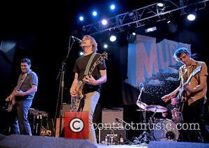 Mudhoney, Mark Arm, Steve Turner, Dan Peters and Guy Maddison