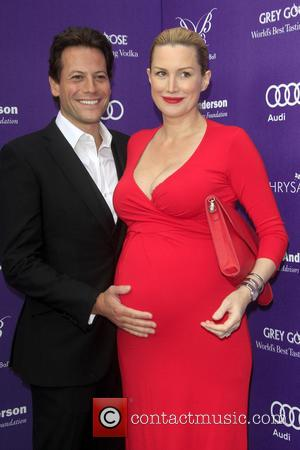 Ioan Gruffudd and Alice Evans - 12th Annual Chrysalis Butterfly Ball held at a private residence - Los Angleles, California,...