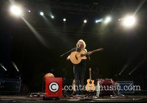 Newton Faulkner - Rockness Festival in Inverness - Performances- Day 2 - Inverness, Scotland - Saturday 8th June 2013