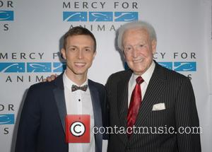 Nathan Runkle and Bob Barker