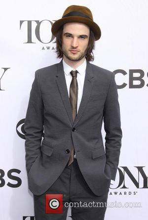Tom Sturridge - Tony Eve Cocktail Party held at LDV Hospitality's Lugo Caffe - New York, NY, United States -...