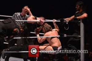 Daniel Bryan, Roman Reigns and Dean Ambrose