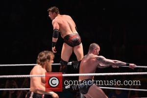 Daniel Bryan, The Miz and Randy Orton
