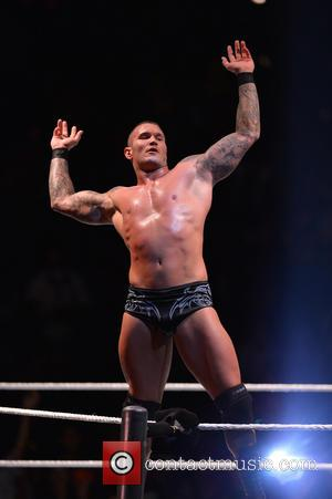 Randy Orton - WWE Live at BB&T Center in action during WWE Live - Sunrise, FL, United States - Saturday...
