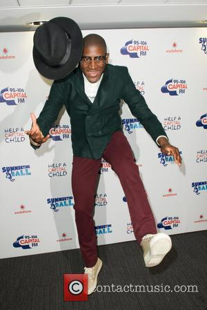 Labrinth - Capital FM Summertime ball 2013 held at Wembley Stadium - Arrivals - London, United Kingdom - Sunday 9th...