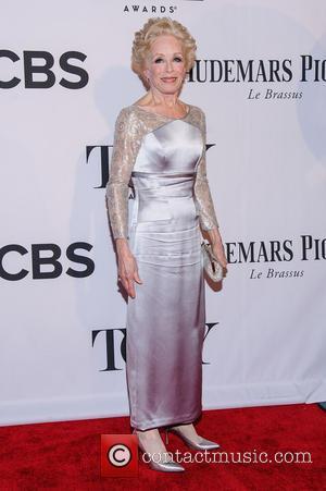 Holland Taylor - The 67th Annual Tony Awards held at Radio City Music Hall - Arrivals - New York, NY,...