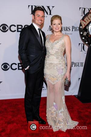 Megan Hilty - The 67th Annual Tony Awards held at Radio City Music Hall - Arrivals - New York, NY,...
