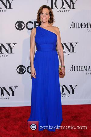 Sigourney Weaver - The 67th Annual Tony Awards held at Radio City Music Hall - Arrivals - New York, NY,...