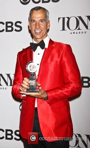 Jerry Mitchell - The 67th Annual Tony Awards held at Radio City Music Hall - Press Room - New York,...