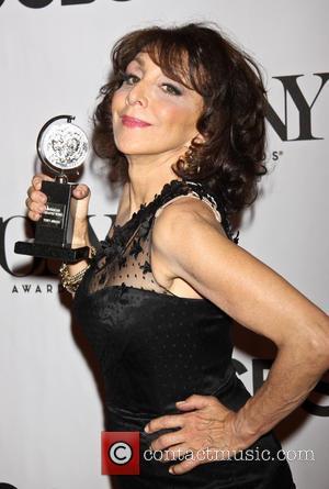 Andrea Martin - The 67th Annual Tony Awards held at Radio City Music Hall - Press Room - New York,...
