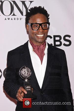 Billy Porter - The 67th Annual Tony Awards held at Radio City Music Hall - Press Room - New York,...