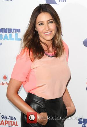 Lisa Snowdon - Capital FM Summertime Ball Media Room at Wembley Stadium - London, United Kingdom - Sunday 9th June...
