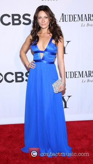 Laura Benanti - The 67th Annual Tony Awards held at Radio City Music Hall - Arrivals - New York City,...