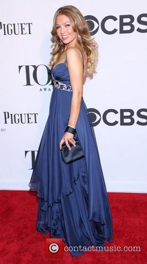 Thalia - The 67th Annual Tony Awards held at Radio City Music Hall - Arrivals - New York City, NY,...