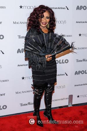 Chaka Khan - The 2013 Apollo Spring Gala at The Apollo Theater - New York, NY, United States - Monday...