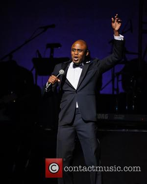 Wayne Brady - The 2013 Apollo Spring Gala at The Apollo Theater - New York, NY, United States - Monday...