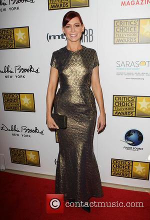Carrie Preston - Broadcast Television Journalists Association's (BTJA) 3rd Annual Critics' Choice Television Awards held at the Beverly Hilton Hotel...