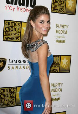 Maria Menounos - Broadcast Television Journalists Association's (BTJA) 3rd Annual Critics' Choice Television Awards held at the Beverly Hilton Hotel...