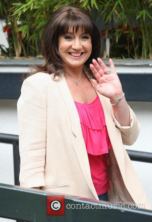 Jane Mcdonald - Celebrities at the ITV studios - London, United Kingdom - Monday 10th June 2013