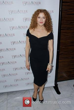 Bernadette Peters - Eighth Annual Stella by Starlight Benefit Gala held at Espace - New York City, NY, United States...