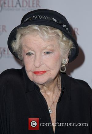 Elaine Stritch - Eighth Annual Stella by Starlight Benefit Gala held at Espace - New York City, NY, United States...