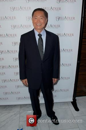 George Takei - Eighth Annual Stella by Starlight Benefit Gala held at Espace - New York City, NY, United States...
