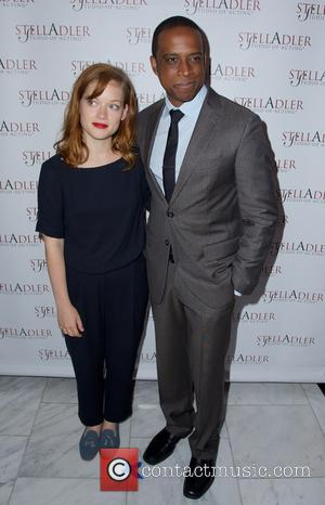 Jane Levy and Keith Powell