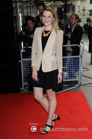 Amber Atherton - UK Gala screening of 'Summer in February' at the Curzon Mayfair cinema - London, United Kingdom -...