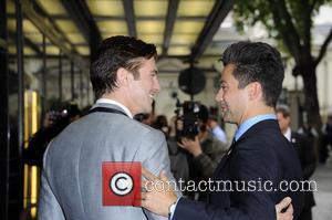 Dan Stevens and Dominic Cooper