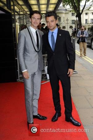 Dan Stevens and Dominic Cooper