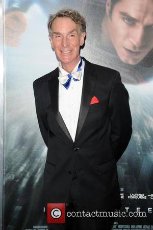 Bill Nye - World Premiere of 'Man Of Steel' at the Alice Tully Hall at Lincoln Center - New York...