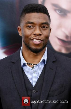 Chadwick Boseman - World premiere of 'Man of Steel' at Alice Tully Hall at Lincoln Center- Arrivals - New York...