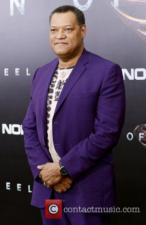 Laurence Fishburne - World premiere of 'Man of Steel' at Alice Tully Hall at Lincoln Center- Arrivals - New York...
