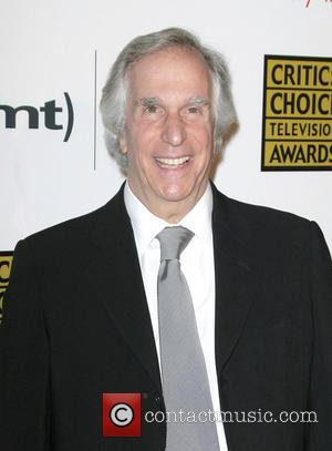 Henry Winkler - BTJA 3rd Annual Critics' Choice Television Awards held at the Beverly Hilton Hotel - Los Angeles, CA,...