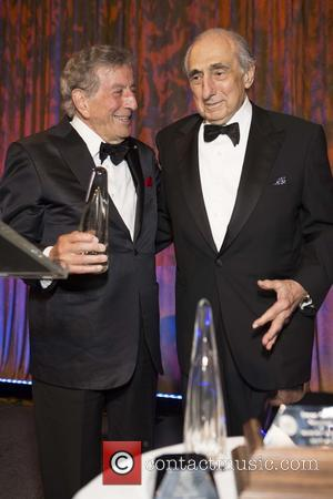 Tony Bennett and George Kaufman
