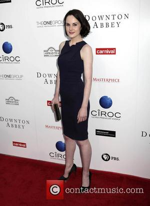 Michelle Dockery: 'I'm Not Posh'