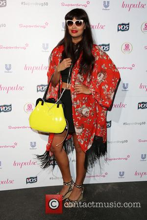 Jameela Jamil - Superdrug 50th Anniversary held at the The Bankside Vaults - Arrivals - London, United Kingdom - Monday...