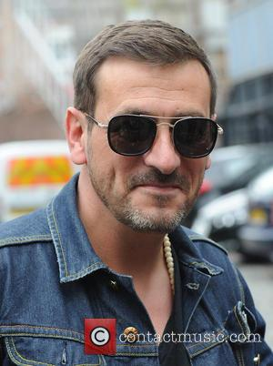 Chris Gascoyne - Coronation Street cast members arrive at the Granada studios - Manchester, United Kingdom - Tuesday 11th June...