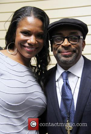 Audra Mcdonald and Spike Lee