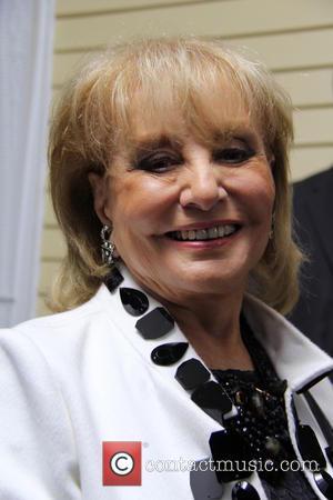 Barbara Walters - Made in NY Awards at Gracie Mansion