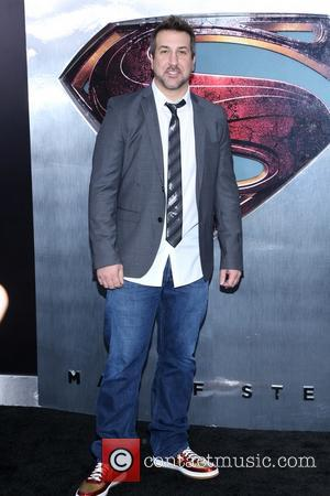Joey Fatone - World premiere of 'Man of Steel' at Alice Tully Hall at Lincoln Center- Arrivals - New York...