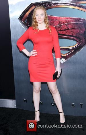 Molly Quinn - World premiere of 'Man of Steel' at Alice Tully Hall at Lincoln Center- Arrivals - New York...