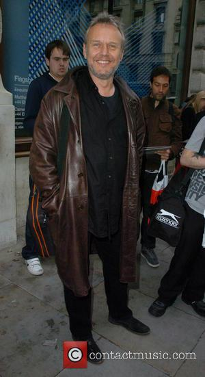 Anthony Head - U.K. screening of 'Much Ado About Nothing' - Outside Arrivals - London, United Kingdom - Tuesday 11th...