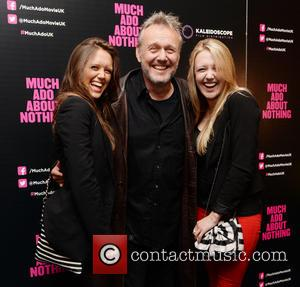 Anthony Head, Daisy Head and Emily Head - 'Much Ado About Nothing' premiere at Apollo, Piccadilly - Arrivals - London,...