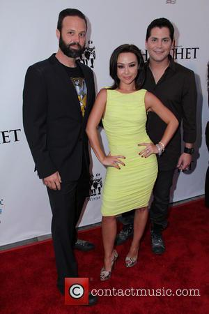 Cast Of Hatchet 3, Danielle Harris and Bj Mcdonnell