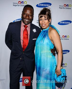 Tamara Tunie - Samsung Hope For Children Gala at Cipriani Wall Street - New York City, NY, United States -...