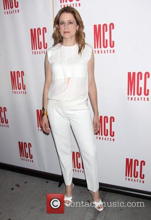 Jenna Fischer - Opening night of 'Reasons To Be Happy' at the Lucille Lortel Theatre - After Party - New...