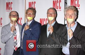 Will Cantler, Bernie Telsey, Robert Lupone and Blake West