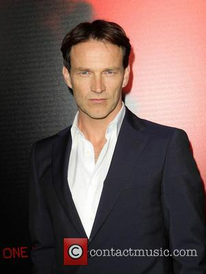 Stephen Moyer - Premiere of HBO's 'True Blood' at ArcLight Cinemas Cinerama Dome in Hollywood - Los Angeles, California, United...